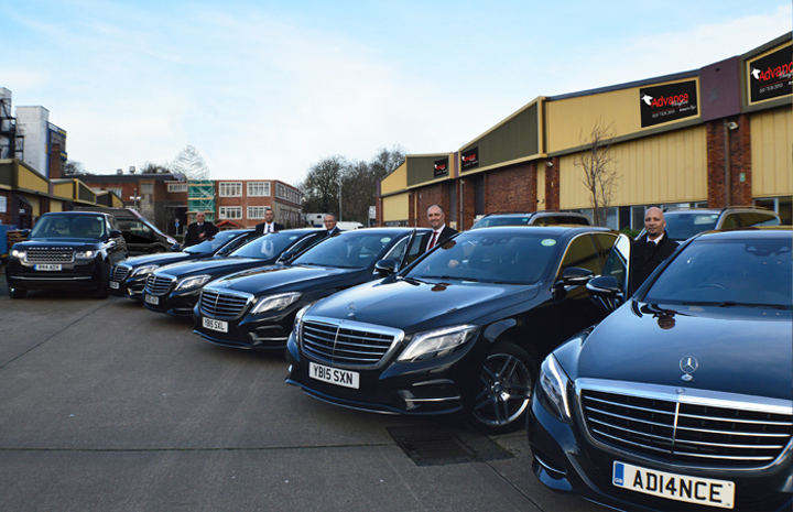 Welcome to Advance Chauffeurs
